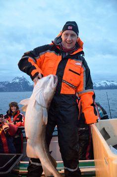 Fredrik/Norway - Enjoy nature and always front the norwegian flag!