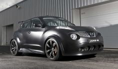 Awesome JUKE-R.  I hope they make a street version of this so I can trade in my Juke for this! :)