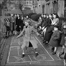 Image result for 1950's british children's games