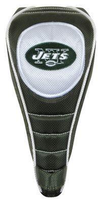 McArthur Sports NFL Shaft Gripper Fairway Wood Headcover - New York Jets