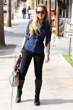 Lindsay Lohan Clothes got to remember this for fall