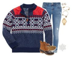 """""""December 4, 2015"""" by mgpayne10 ❤ liked on Polyvore featuring River Island, Vineyard Vines, L.L.Bean, Alex and Ani, Kendra Scott and Michael Kors"""
