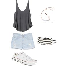 Seaside outfit