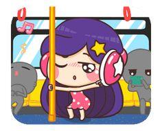 Good Morning Cartoon, Line Sticker, Spongebob Squarepants, Cute Gif, Loki, Animated Gif, Hello Kitty, Gifs, The Creator