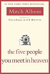 Such a sweet read. So unique...this take on the afterlife...and what heaven might be through Mitch's creativity. Weaving a life thought to be dead end and uneventful into a powerful universal web that connects everyone...past, present, and future. Eddie learns his life wasn't so ordinary after all.