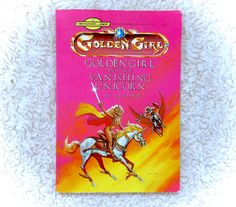 Vintage Golden Girl and Guardians Of The by CuteVintageToys