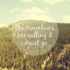 What's your favorite mountain? #Dowhatyoulike #ThinkOutside