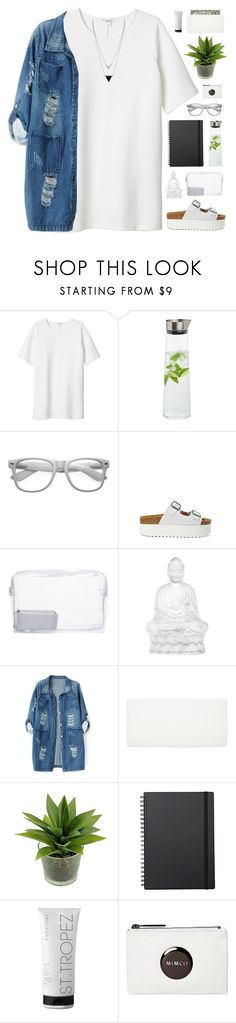 """""""Drowning Deep"""" by eleanorcalder922 ❤ liked on Polyvore featuring Monki, blomus, Retrò, Jeffrey Campbell, Topshop, Lalique, Chicnova Fashion, Miss Selfridge, Muji and St. Tropez"""