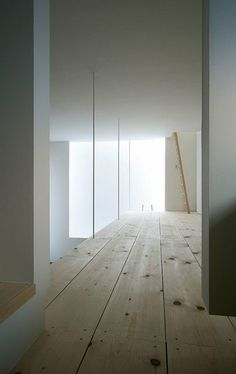 Rectangle of Light - Between Nature and Art - Sapporo, Japan - 2007 - Jun Igarashi Architects #architecture