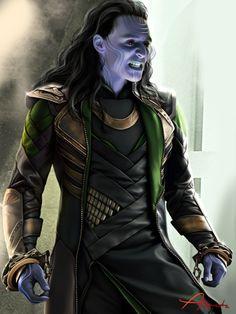 Jotun!Loki ^_^
