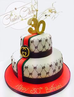 Gucci cake images and recipes for him