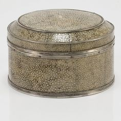 shagreen box - I've put this in Art Deco but it could be earlier.