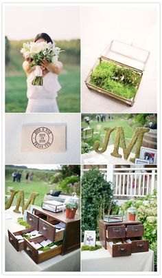 That's a beautiful way to display the wedding ring. Must incorporate into future nature-themed hantaran:)