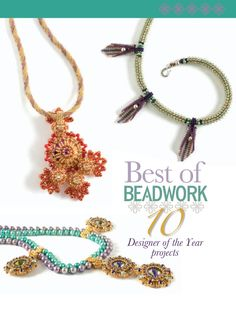 Best of beadwork 12 right angle weave stitch projects ebook best of beadwork designers of the year projects fandeluxe Images