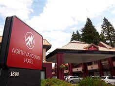 North Vancouver Hotel in District of North Vancouver Vancouver Hotels, North Vancouver, Ski Lift, Suspension Bridge, Skiing, Exterior, Outdoor Decor, Book, Ski