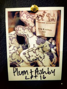 Plum & Ashby: Trade Fair 2013