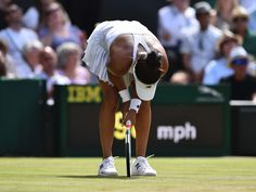 Wimbledon 2017: Heather Watson bows out after letting lead over Victoria Azarenka slip