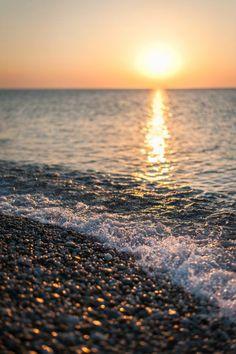 Afandou beach sunrise ~ #Rhodes https://www.facebook.com/ngreece.gr