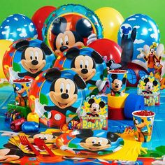 Mickey's Clubhouse Party Kit @ target