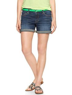 Gap | 1969 destructed sexy boyfriend shorts