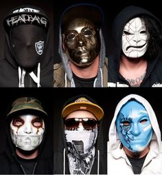 Hollywood Undead. Met them- they're actually normal guys with amazingly kind personalities. One even has the cutest daughter!