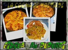 La cocina de Maetiare: Fideuá al pupurrí