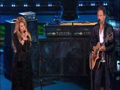 """Lindsey Buckingham + Stevie Nicks """"Never Going Back Again"""""""