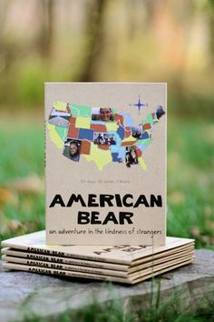 American Bear kindness doc, yes please!