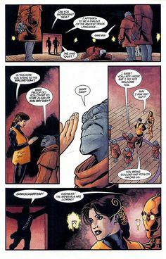 Star Wars: Dark Force Rising comic