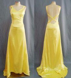 Kate hudson yellow dress hair