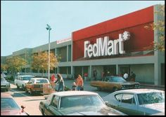 Fed Mart on Ft Lowell and Campbell