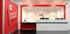 Office Decor - interior design comic relief office london photos designs pictures