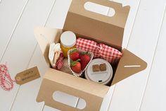 Breakfast in a box - Desayuno para llevar
