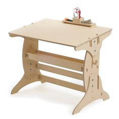 Wooden desk-  No Stretching Out Allowed!  I get it.  My inner voice needs to be disciplined into becoming more disciplined.  You seem to be able to do no wrong so maybe You can smack me around with a ruler :)