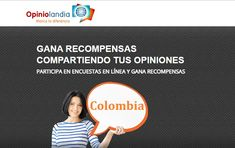 Opiniolandia funciona en Colombia Movie Posters, How To Earn Money, It Works, Colombia, Film Poster, Billboard, Film Posters