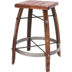 I pinned this Stave Stool from the Rustic & Refined event at Joss and Main!