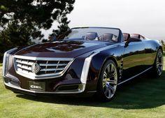 Фото›2011 Cadillac Ciel Concept