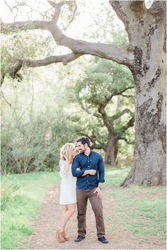 Solstice Canyon Engagement Session