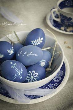 Von Eiern und Aufklebern...