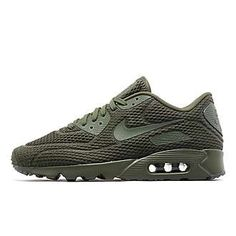 innovative design 25fe0 7bbbd Nike Air Max 90 Ultra  Breathe  Lightweight Running Shoes, Air Max 90,. JD  Sports