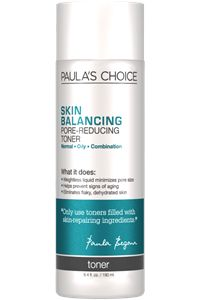 Skin Balancing Pore-Reducing Toner #paulaschoice #fragrancefreeproducts #crueltyfreeproducts