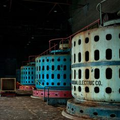 Primary - Photo of the Abandoned Toronto Power Company Generating Station                                    My name is Tom Kirsch, a lasting nickname has been Motts, or Mr. Motts as you may have seen in the comments. I am a 33 year old web programmer who lives in Detroit MI and Brooklyn NY.