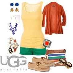 UGG Australia Contest
