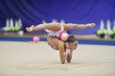 Maria TITOVA (RUS) Ball