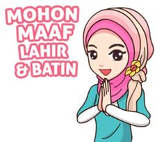 59 Emoji Ideas Islamic Cartoon Emoji Hijab Cartoon