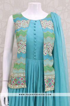 Long Dress Design, Dress Neck Designs, Stylish Dress Designs, Designs For Dresses, Silk Kurti Designs, Kurta Designs Women, Kurti Designs Party Wear, Stylish Dress Book, Stylish Dresses For Girls