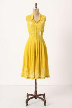 Spiraea Shirtdress by Moulinette Soeurs
