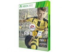 Fifa 17 para Xbox 360 - EA - Pré-venda com as melhores condições você encontra no Magazine Edmilson07. Confira!