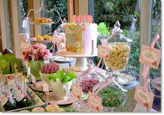 spring wedding shower | SPRING BRIDAL SHOWER INSPIRATION