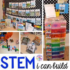 Pocket of Preschool: how to set up your centers